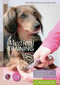 Medical Training für Hunde (Buch)