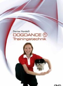 Dogdance Trainingstechnik (DVD) von Denise Nardelli